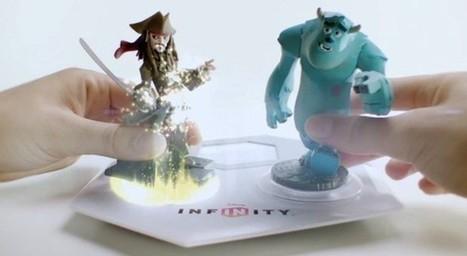 Disney Infinity espera conquistar a los más pequeños con juguetes para consolas | Tecnología 2015 | Scoop.it