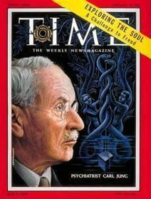 Jung on the cover of TIME magazine