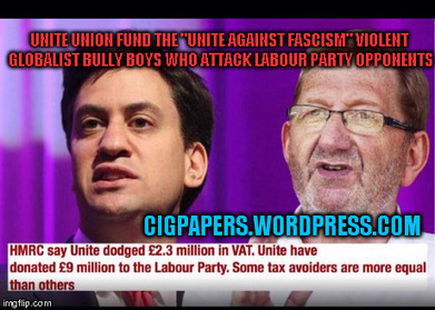 Who Are The UAF Unite Against Fascism Bully Boys?  Exposed | Economic & Multicultural Terrorism | Scoop.it