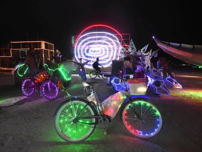 Burning Man festival delayed by severe rain | The New Zealand Herald | Kiosque du monde : A la une | Scoop.it