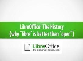 La storia di LibreOffice raccontata da Italo Vignoli : iWinuxFeed | TDF & LibreOffice | Scoop.it