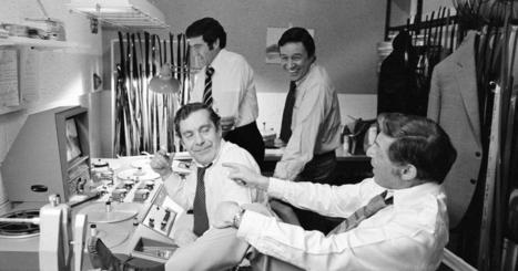 Morley Safer: A Reporter's Life | THE VIETNAM WAR ERA  DIGITAL STUDY: MIKE BUSARELLO | Scoop.it