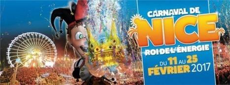 Le Carnaval de Nice ou comment oublier les rigueurs de l'hiver et faire le plein d'énergie | Actu Tourisme | Scoop.it