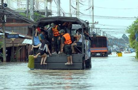 No major flooding in capital: BMA - The Nation | Thailand Floods (#ThaiFloodEng) | Scoop.it