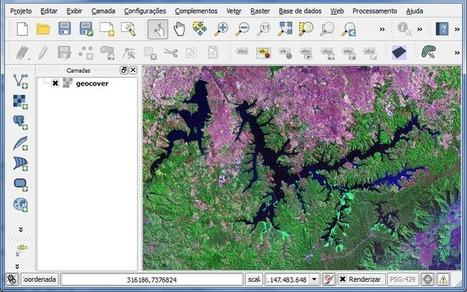 ICMBio: Tutoriais sobre Geoprocessamento com QGIS | Anderson Medeiros | #Geoprocessamento em Foco | Scoop.it