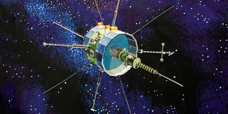 NASA OKs Citizen Science Attempt to Rescue a Vintage Spacecraft | Science | WIRED | Gentlemachines | Scoop.it
