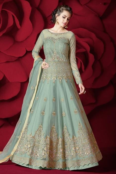 9e3e10d2190 Anarkali Suits Online