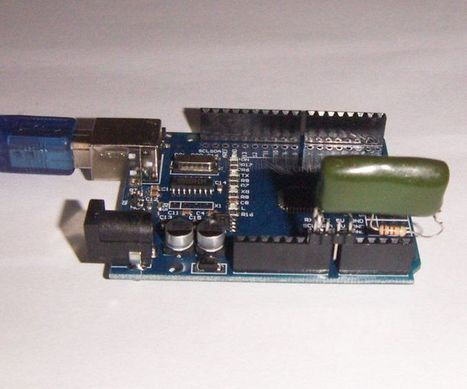 Arduino 10 bit analog output | Raspberry Pi | Scoop.it