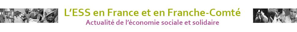L'ESS en France et Franche-Comté