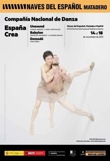 BALLET: Madrid en Danza 2012. Compañía Nacional de Danza. 14 ...   Compañía Nacional de Danza NEWS   Scoop.it