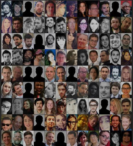 Comment l'AFP a travaillé pour redonner un visage aux victimes des attentats   DocPresseESJ   Scoop.it