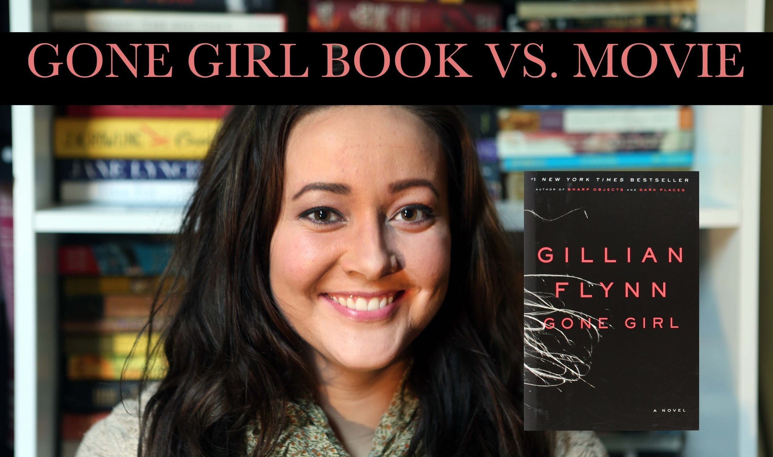 a movie vs book comparison of