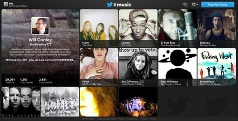 Twitter #Music app to shut down after just six months | The Twinkie Awards | Scoop.it