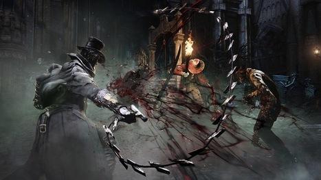 Bloodborne скачать торрент.