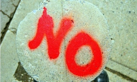How to Say No and Not Feel Guilty   DAILY NEW REALITY   Scoop.it