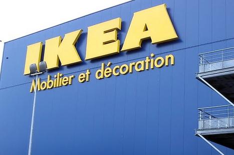 Ikea : étiquetage NFC sur les produits et Drive afin de doper les ... - La Revue du digital | e-biz | Scoop.it