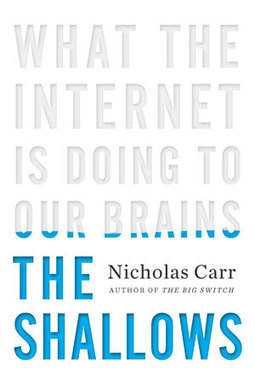 Alarmingly Shallow: The effects of Internet on our culture, community, and social well being | skills services | Scoop.it