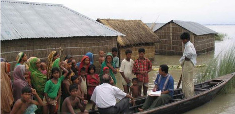 Practical help for flood-hit Bangladesh | Press releases| Practical Action | Education for Sustainable Development | Scoop.it