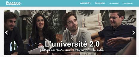 Cours du soir à l'université 2.0 avec Leeaarn.com | Société et environnement | Scoop.it