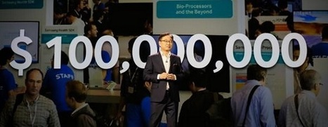 Samsung to invest $100M in Internet of Things developers   #Digitalanyheter   Scoop.it