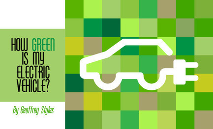 How Green Is My Electric Vehicle? - Energy Tribune | future power generation | Scoop.it