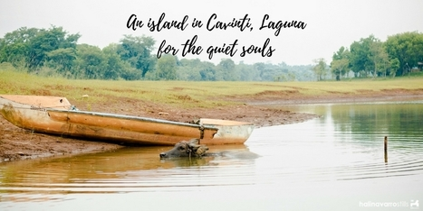 For the quiet souls: Greenvalley Island in Laguna - Tara lets anywhere | Philippine Travel | Scoop.it