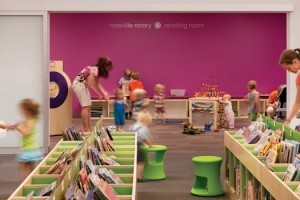 How To Design Library Space with Kids in Mind | Library by Design | School Library Learning Commons | Scoop.it