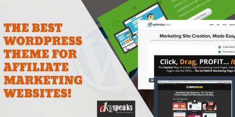 Best Wordpress Theme for Affiliate Marketing Websites - A Research   Internet Entrepreneurship Tips to Make Money Online   Scoop.it