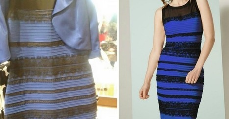 La polemica del vestido azul y negro