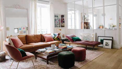 Vysnívaný apartmán v Paríži | domov.kormidlo.sk | Scoop.it