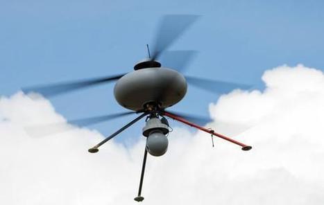Gorgé renforce son offre dans les drones | Robolution Capital | Scoop.it