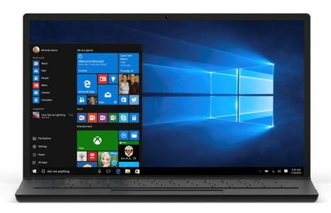 10 útiles atajos de teclado para Windows 10 | Geeky Tech-Curating | Scoop.it