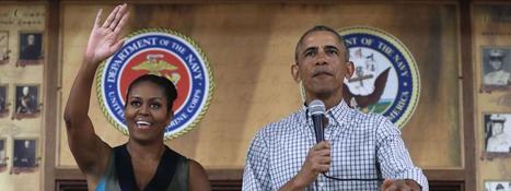 Que vont devenir les Obama après avoir quitté la Maison Blanche ? | Think outside the Box | Scoop.it