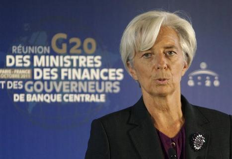 The Hindu : Business / Economy : G-20 considers boosting IMF role in euro zone | Agora Brussels | Scoop.it