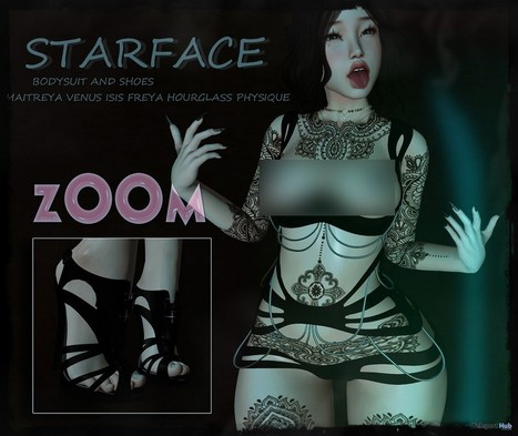 a9af9117ae Starface Outfit January 2019 Group Gift by zOOm...
