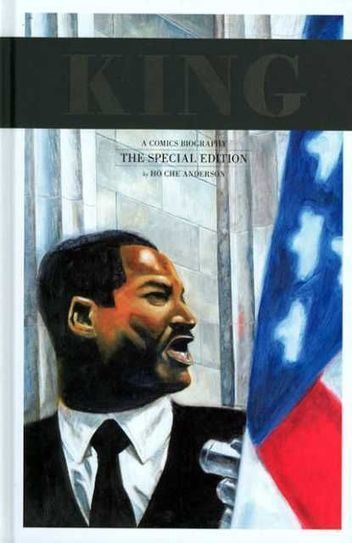 On MLK Day, Explore Civil Rights and Black History Through Graphic Novels | Comic Book Legal Defense Fund | Graphic Novels in Classrooms: Promoting Visual and Verbal LIteracy | Scoop.it