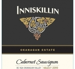 Inniskillin, Canada's first estate winery, entwines its roots in a new contemporary label | Vitabella Wine Daily Gossip | Scoop.it