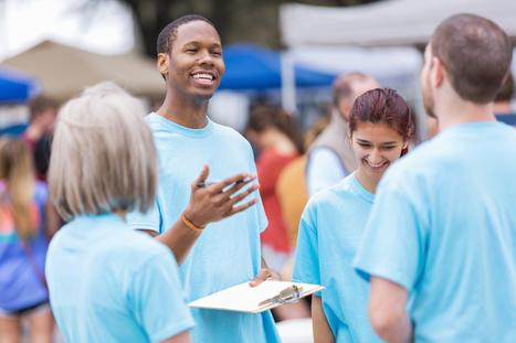 Increasing Participation in Your Volunteer Program - Forbes | development director | Scoop.it