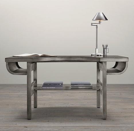 Creative Metal Furniture Decor Ideas | Designing Interiors | Scoop.it