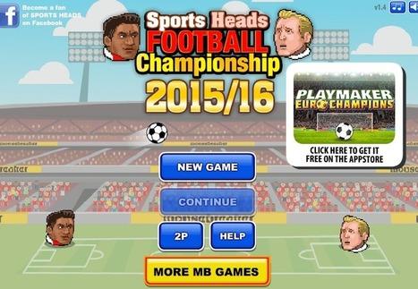 Football Games Unblocked Head Soccer Unblocke