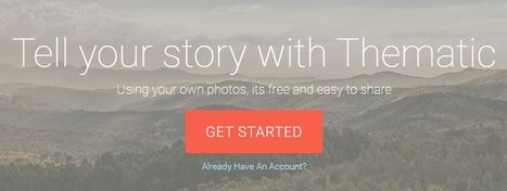 Thematic - Create your own scrolling album for free | SoHo  Library | Scoop.it
