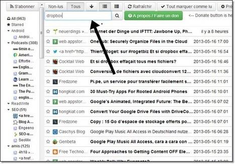 Lecteur RSS commafeed | Veille, curation, IE, KM, E-réputation | Scoop.it
