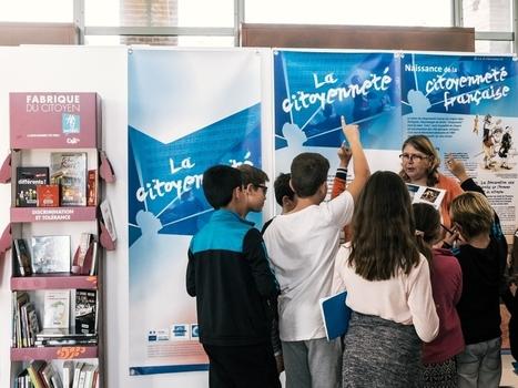 Des kits citoyenneté dans les médiathèques | CaféAnimé | Scoop.it