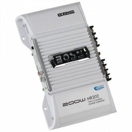 Class D Fusion MS-AM702 Marine Amplifier msam702 2 Channel 140 W PMPO