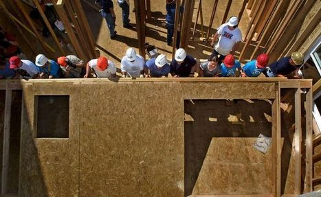 Habitat for Humanity builds on $12 million fundraising goal - Portland Tribune | AUSTERITY & OPPRESSION SUPPORTERS  VS THE PROGRESSION Of The REST OF US | Scoop.it