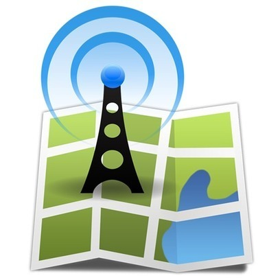 3G and 4G LTE Cell Coverage Map   Aparejadores Castilla-La Mancha   Scoop.it