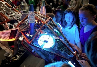 Maker Faire Education Day and Educators' Meetup | Maker Stuff | Scoop.it