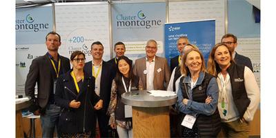 Partenariat Cluster Montagne - EDF Une Rivière Un Territoire