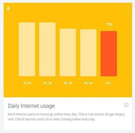 Google Consumer Barometer : l'usage du web en France et dans le monde en 2014 | French Digital News | Scoop.it