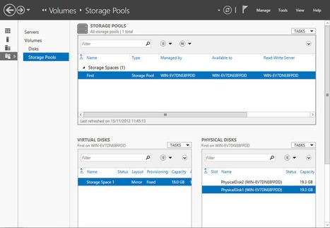 4 Ways Storage Has Improved in Windows Server 2012 | Windows Infrastructure | Scoop.it